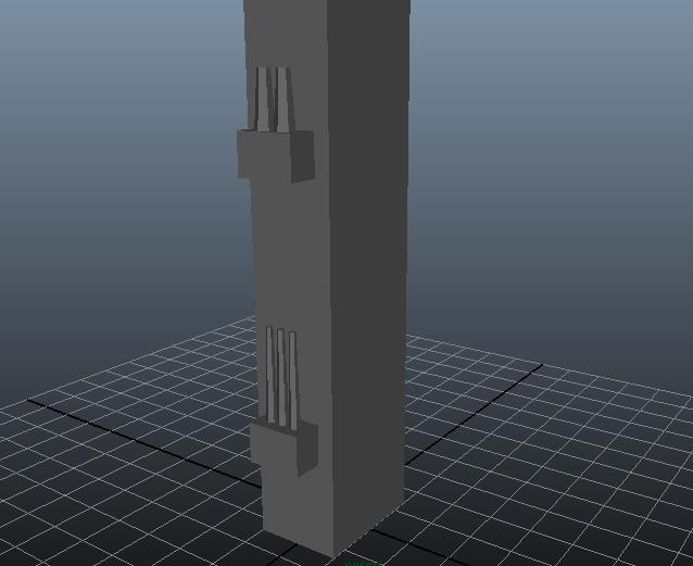 3D Modelling Log | Mike Vasiljevs